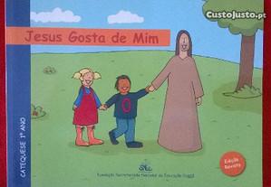 Jesus Gosta de Mim -manual do 1. ano de Catequese