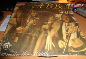 Disco Single Vinil ABBA SOS Usado Em Bom Estado