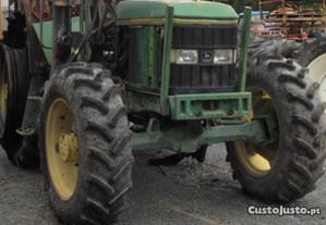 Trator-John Deere 6300 para peças