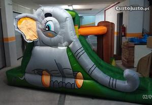 Insuflavel Elefante USADO