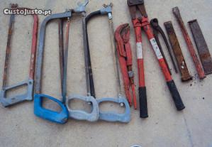 ferramenta varias pecas
