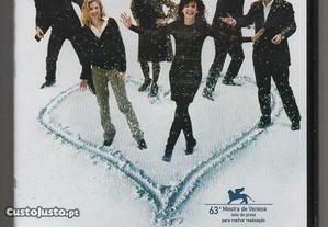 Corações - DVD novo