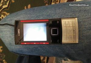Lote 2 Nokia x3 pra reparação ou peças 15eur cada