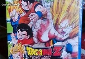 Jogo Ps2 Dragon Ball Z: Budokai Tenkaichi 3 30.00