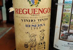 Vinho Tinto Reguengos Reserva 1989