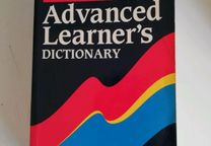 Dicionário Oxford Advanced Learner's Edition