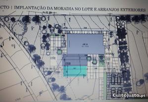 Sintra / Vila - Lote de 1080m2 c/PIP