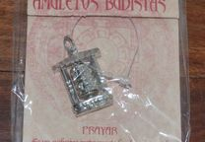 Símbolo Budista Prayar - Pendente para Colar