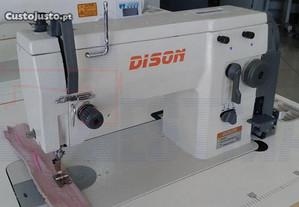 Máquina costura zig zag - DISON 20U - Nova