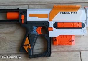 Pistola Nerf Recon MKII