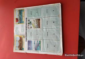 Caderneta Jogos Olímpicos Muchen 72 com 240 cromos