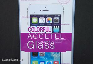 Película de vidro temperado Samsung Galaxy S5 Mini