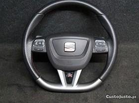 Volante Seat Leon FR
