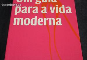 Livro Um Guia para a Vida Moderna Oscar Wilde