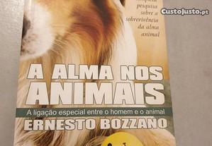 A Alma nos Animais (portes grátis)