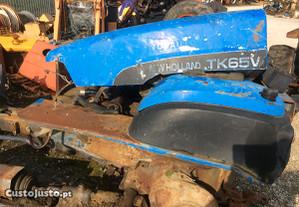 Trator-New Holland RastosTK65V para peças