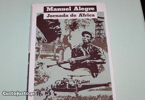 Jornada de África de Manuel Alegre