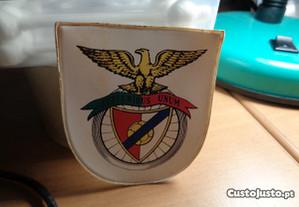 Emblema Benfica Muito Antigo de Borracha Of.Envio
