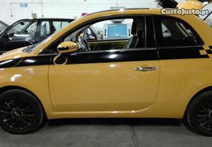 LIstas / faixas autocolantes para Fiat 500 SE5