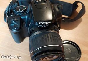 Maquina Fotográfica Reflex Digital Canon Eos 400D