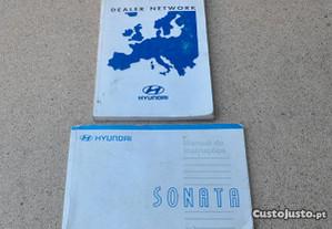 Manual instruções Hyundai Sonata