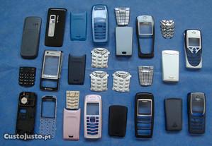 Capas Originais Nokia usada