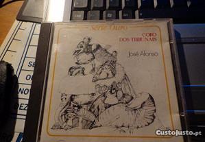 Zeca Afonso - CD Coro dos Tribunais