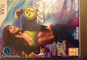Jogo Wii Zumba Fitness 2
