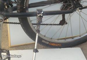 descanso de bicicleta bom estado