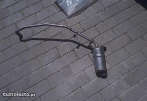 Tubo AC secador mondeo