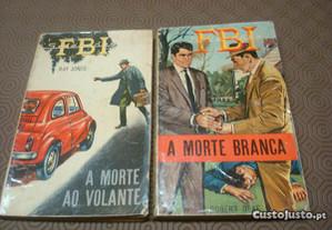 Livros antigos dos anos 60/70