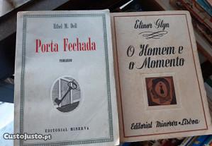 Obras de Ethel M. Dell e Elivor Glyn