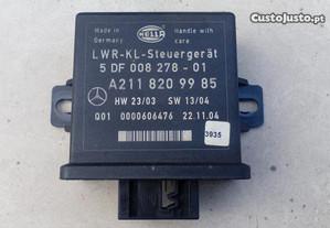 A 2118209985 Modulo luzes Mercedes w211