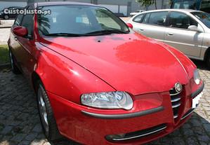 Alfa romeo 147 2.0 selespeed 5p 2003 - Para Peças