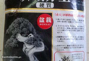 Substrato Bonsai - Akadama/Pumice/Areão/Kiryu/Keto