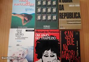 Autores portugueses diversos (1ª. edição)