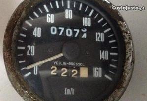 Manómetro cafe racer