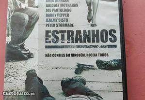DVD Estranhos - Jim Caviezel NOVO/Selado