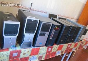 Computadores Torre com windows10.