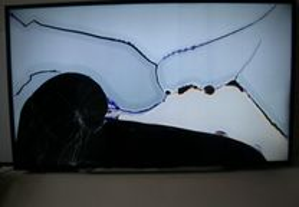 TV Led Smart Sony KDL-46R470A para Peças