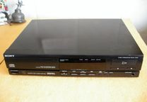 compact disc sony cdp m35