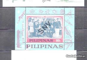 Selos Blocos - Filatelia Mundial