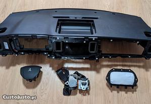 Conjunto Kit Airbags Peugeot Expert Tablier