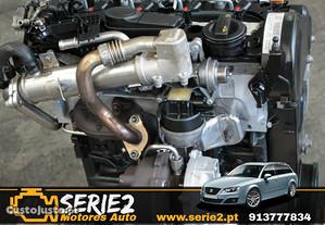 Motor Seat Exeo 2.0 TDI 143cv [ CAGA ]