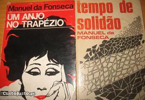 Obras de Manuel da Fonseca (1ª. edi.)