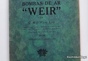Bombas de ar WEIR