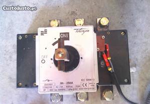 Interruptor Corte geral 3x250A telergon