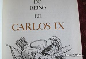 Os Grandes Romances Históricos. Crónica Carlos X