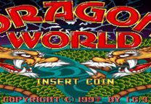 Jogo original ano 1997-Dragon -World V040O mame