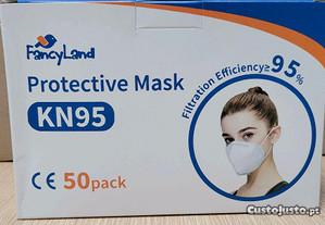 Máscaras Kn95 Cx50